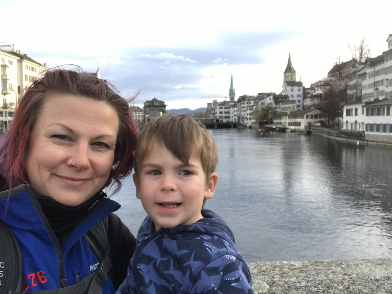 CoTripper single mom family travel stories