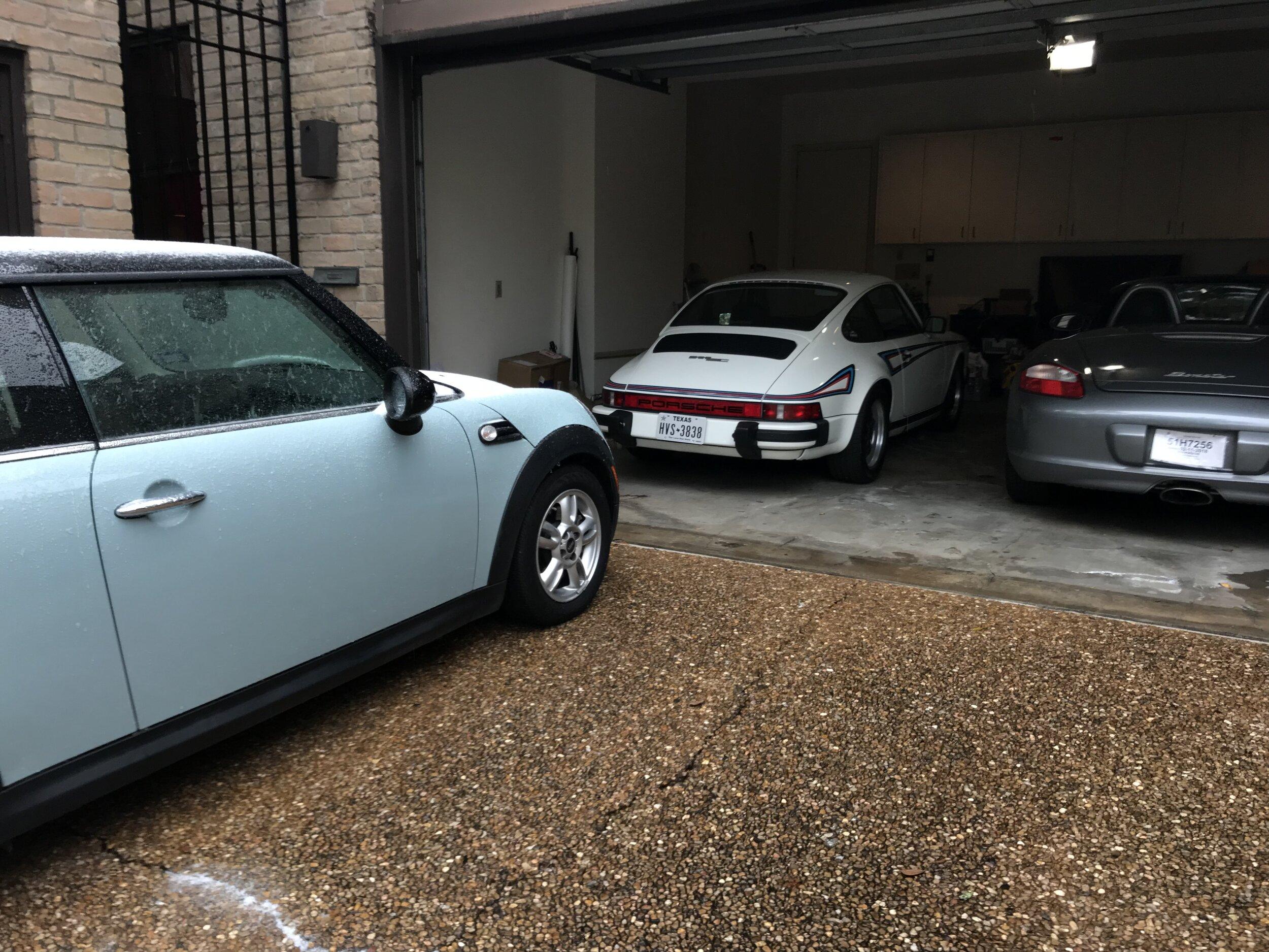 Two-Porsche household