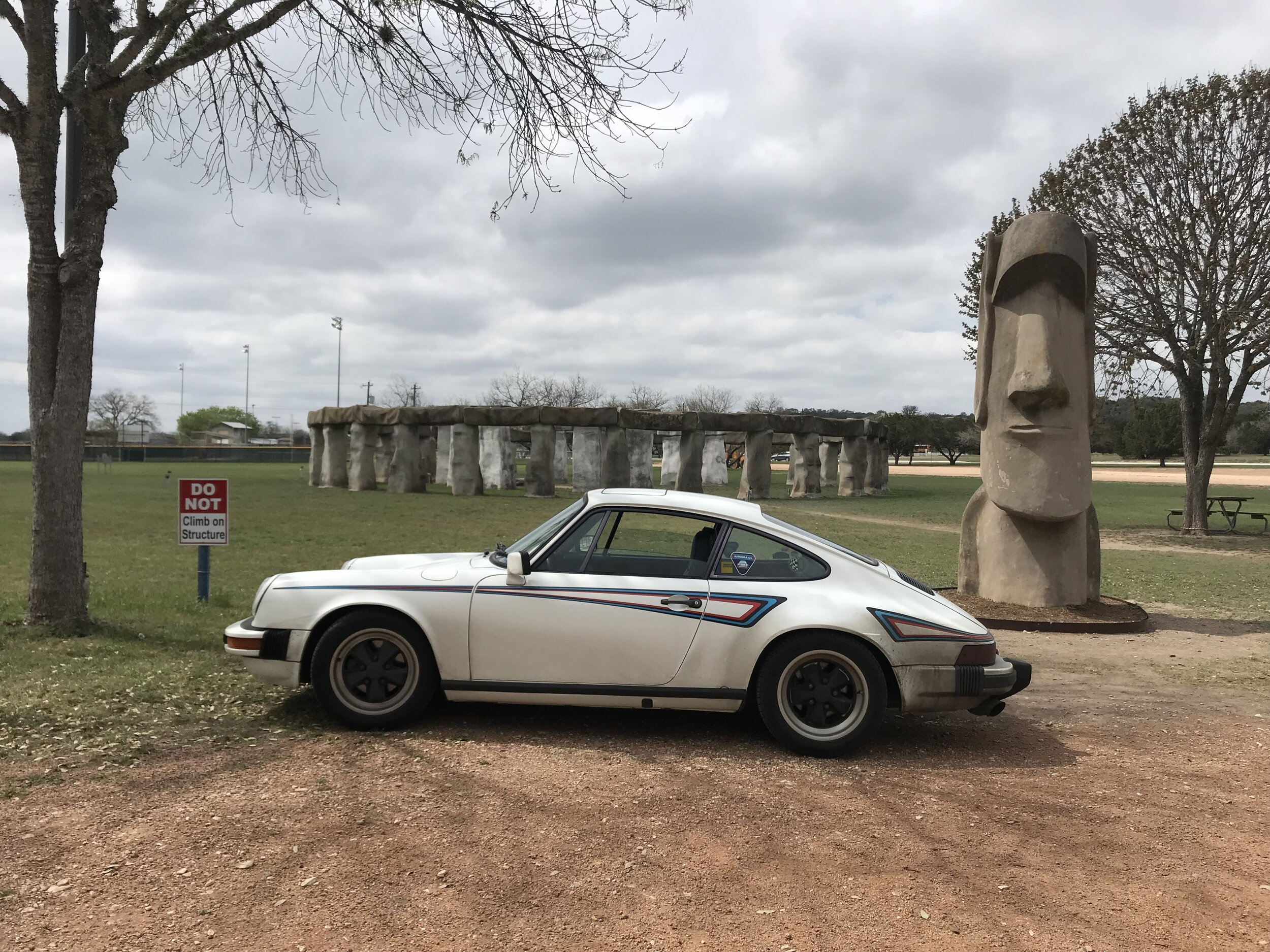 Hill Country Rallye 2018