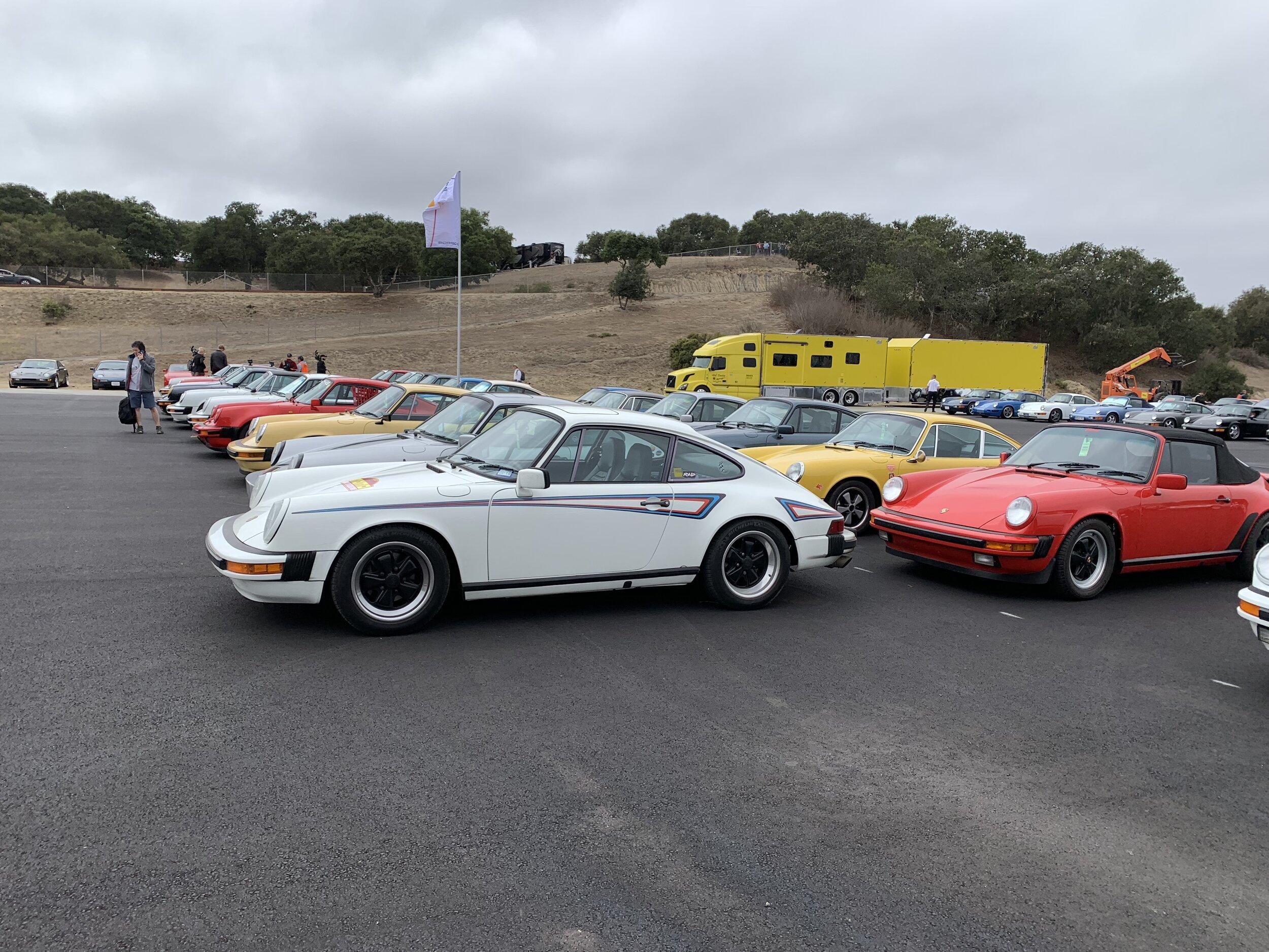 Porsche Corral