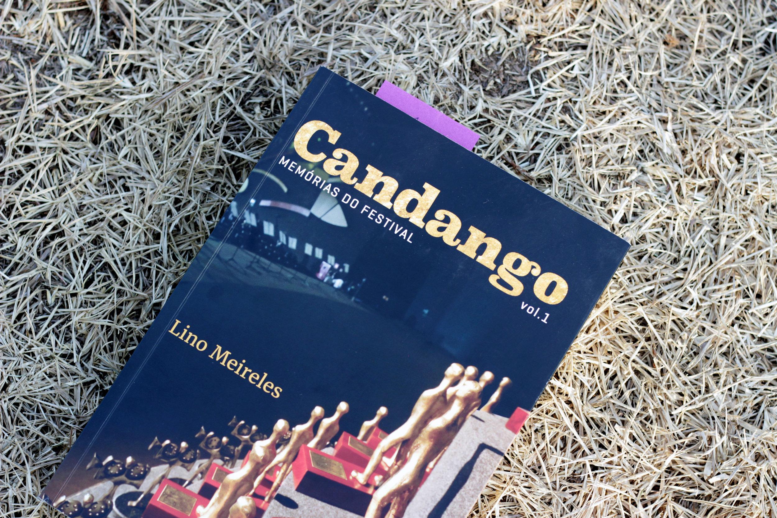 Livro, Candando: memórias do Festival