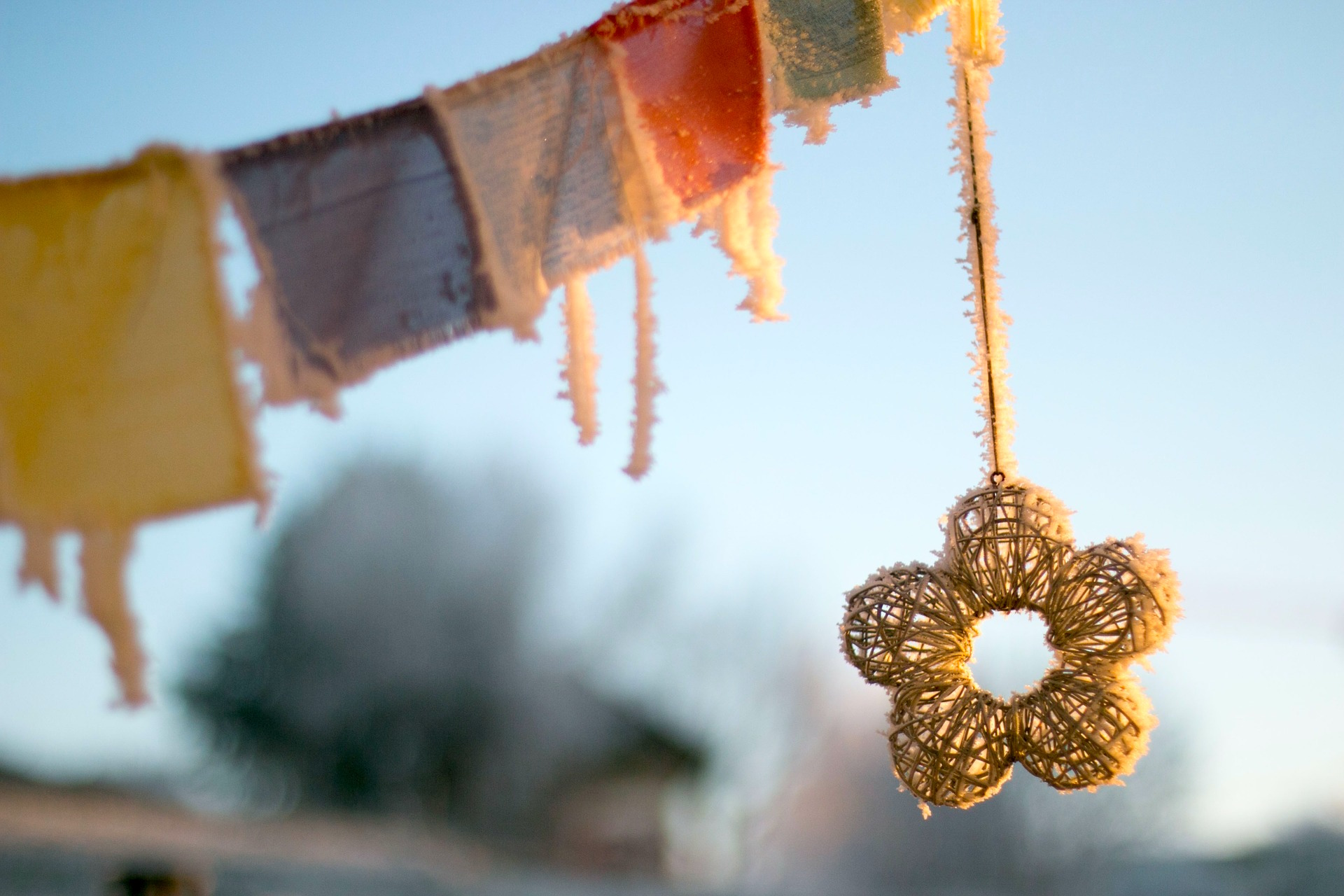 Tibetan Prayer Flags - Gifts for Mystics