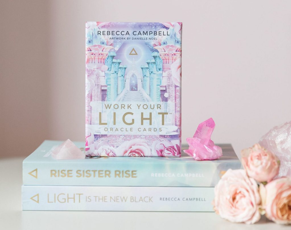 Work Your Light Oracle Review - Gifts for Mystics