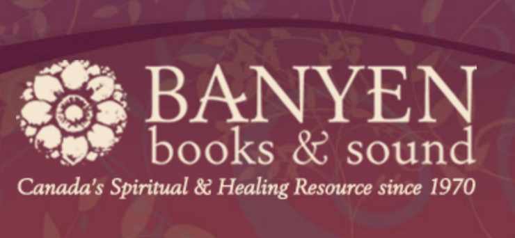 Banyen Books Ad - Gifts for Mystics