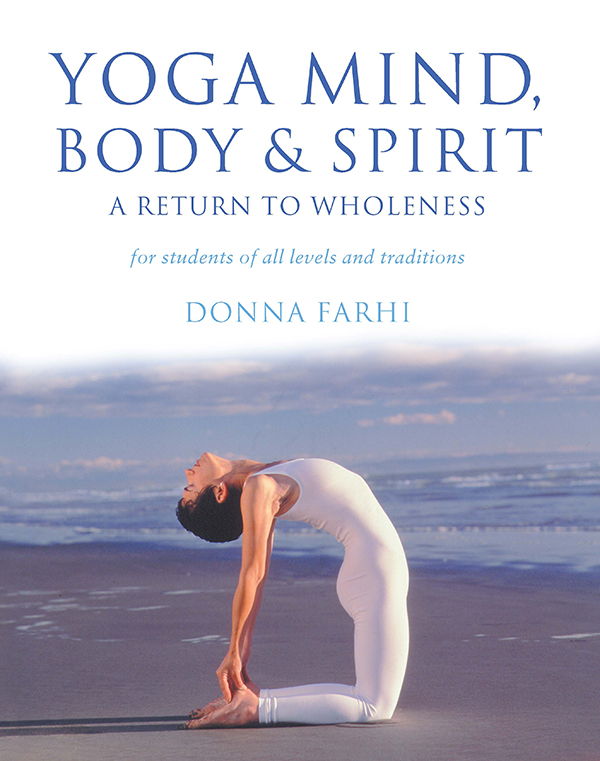 Copy of Yoga Mind, Body & Spirit