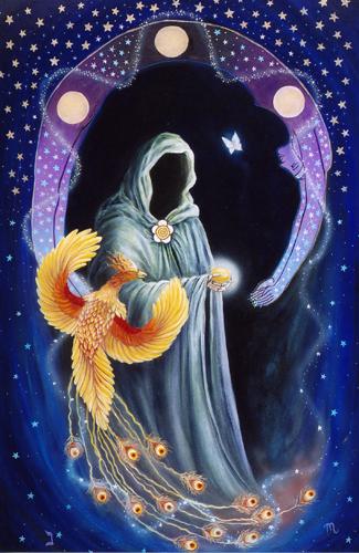 Death, Star Tarot - Gifts for Mystics