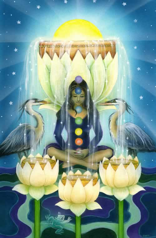 4 Cups, Star Tarot - Gifts for Mystics
