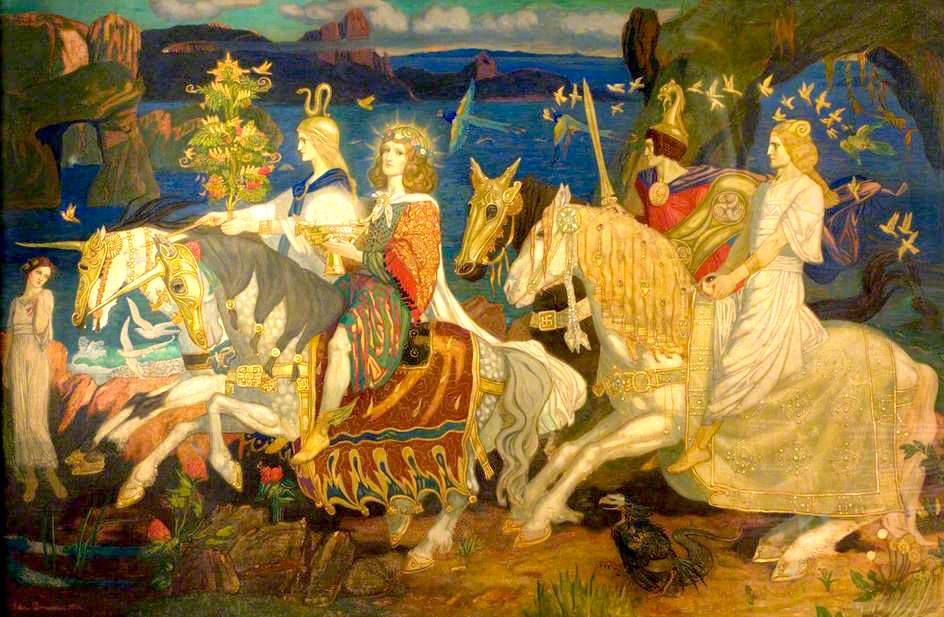 Beltane Season - Gifts for Mystics