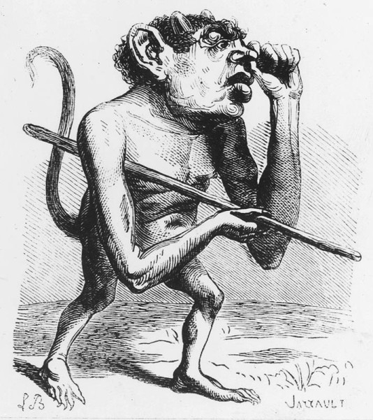 Ronove as depicted in the Dictionnaire Infernal