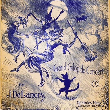 Hey! Did you know we have international listings on the site? Book stores, metaphysical/occult shops and publishers, online archives, schools and other occult/pagan resources, museums and other interesting places. Check it out - and if you have one we're missing drop me a line fo sho and I'll put it up.  Image is antique ragtime sheet music cover, for a piece called The Witches' Rag. Via @castleragtime who we just added to our listings 🙏  #InternationalListings #BookShops #OccultShops #SpookyMuseums #HauntedPlaces #PaganStudies #WitchSchool #WitchWares #witchesofinstagram #witchesofInsta #mysticism #healing #spirituality #pagan #witchlife