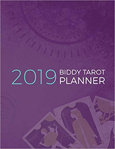 Biddy Tarot Planner 2019 - Gifts for Mystics
