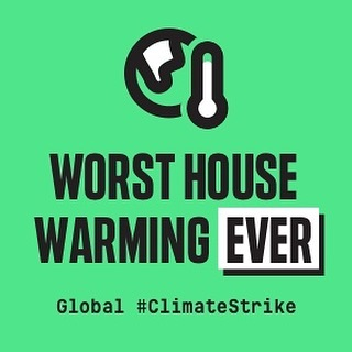 We're closed today for the digital Global Climate Strike!  Our house is on fire - let's act like it. We demand climate justice for everyone. Won't you join us today?  Globalclimatestrike.net  #ClimateStrike #globalclimatestrike