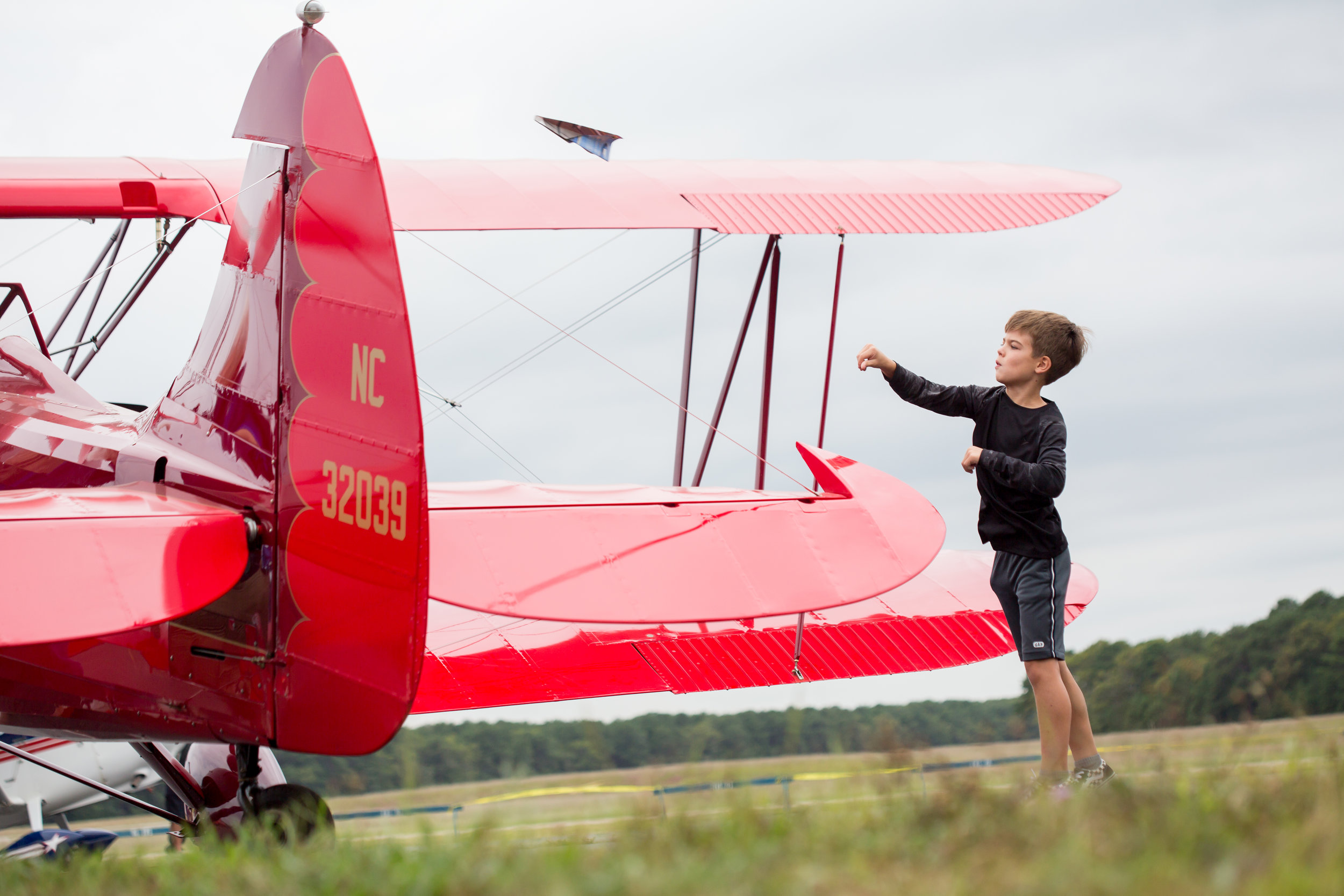 We encourage everyone to come and learn first hand the importance and many benefits of our local airport. Please come join us on September 7, 2019 to celebrate our airport's 80 year history of flight at Just Plane Fun Day. -