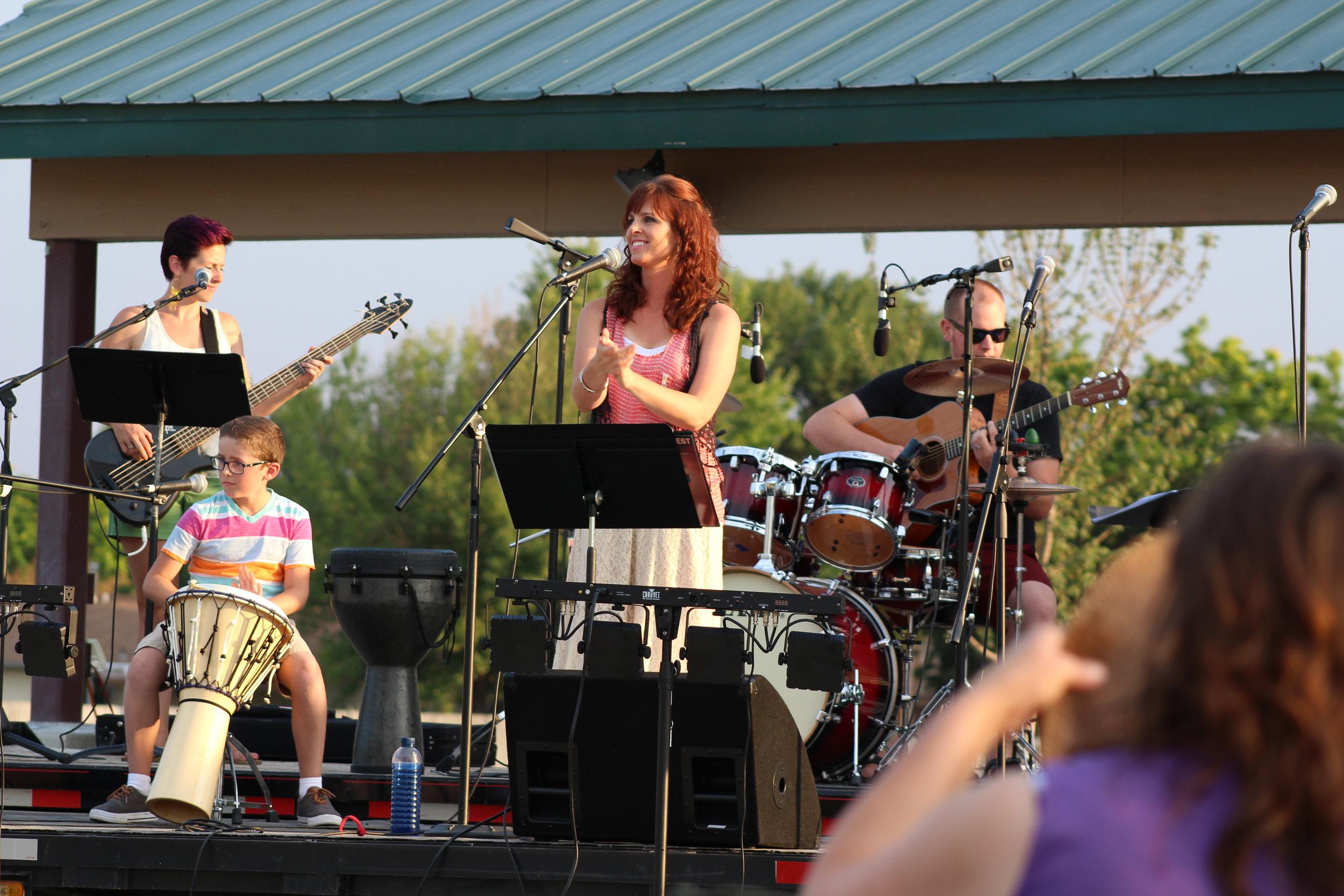 Karcher Summer Concerts - Di Ritchey