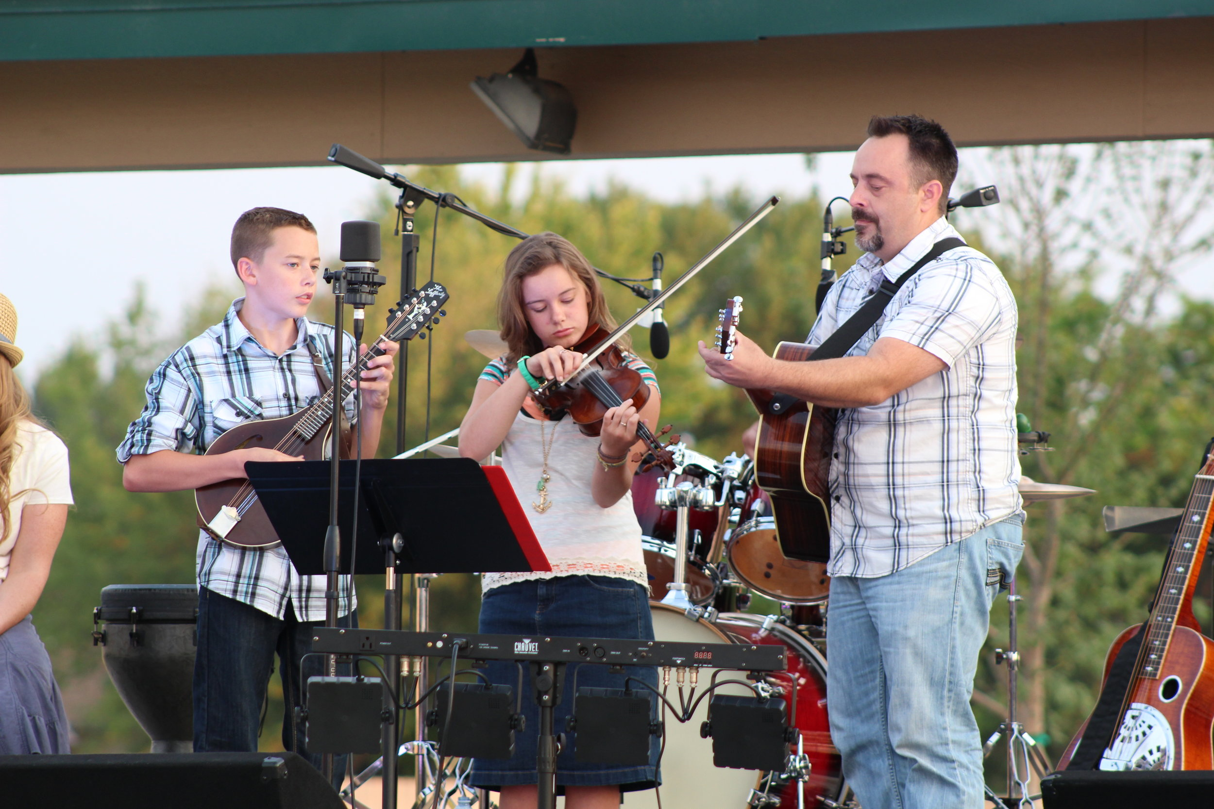 Karcher Summer Concerts - The Curtis Family Band