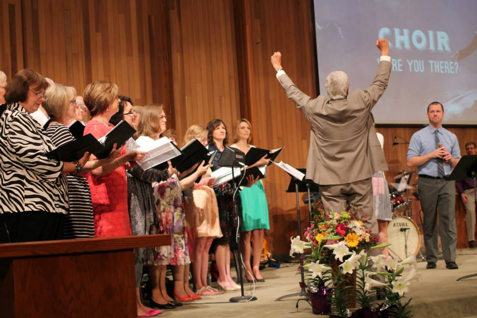 Easter Choir