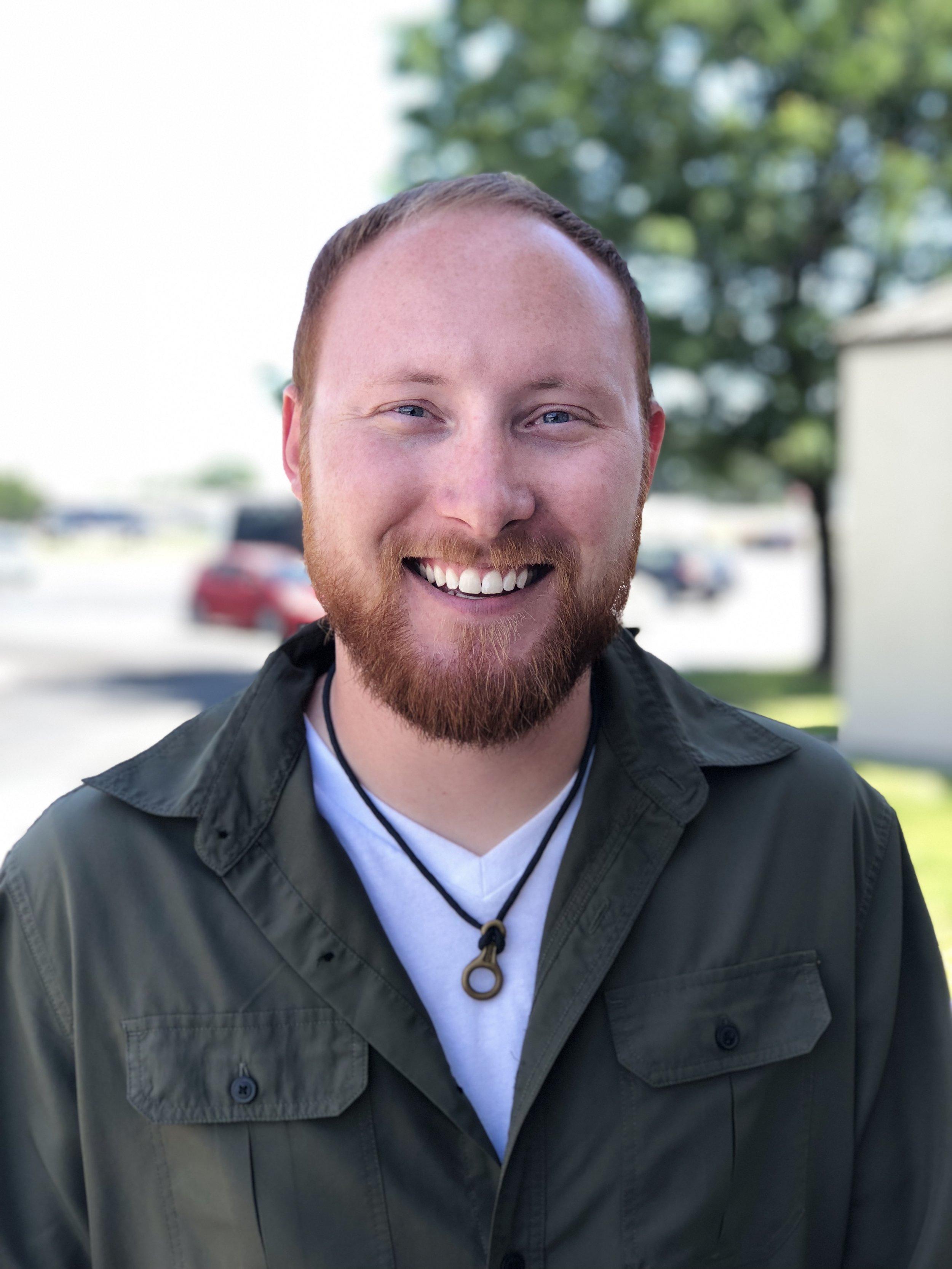 James Shepherd - Youth Pastor
