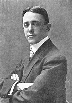 George M. Cohan in 1908. (Public Domain)