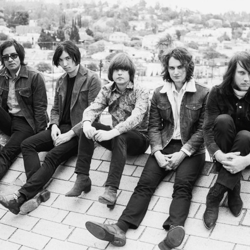 """exclusively on IMPOSE - ust Like You"""" is the latest single from the Los Angeles based band The Turns. With music described as psychedelic rock, R & B, folk and country, The Turns (Michael Eng, Danny Winebarger, Jonathan Baron, Marco Cortes, and Johnny Toomey) have created a song that is both reminiscent of the sixties in sound, but contemporary in its message."""