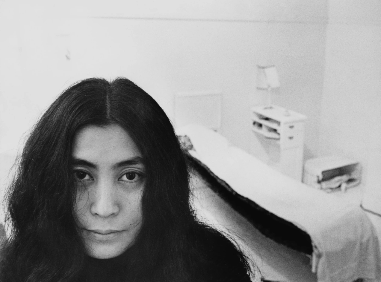 exclusively on The FADER - And of course Ono is pleased with the outcome, which will be included on her upcoming compilation of remixes and covers Yes, I'm A Witch Too.