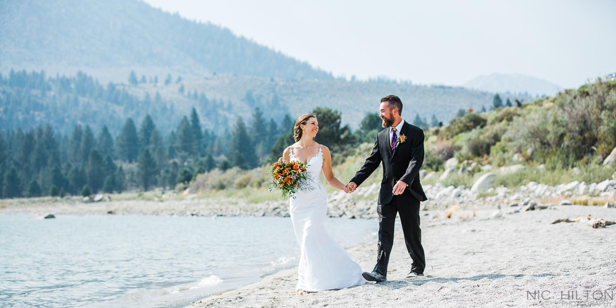 June Lake Wedding Photos