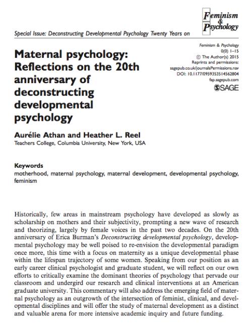 Maternal Psychology.png