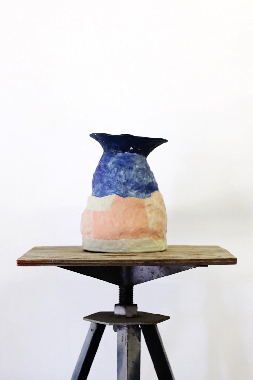 Peta Berghofer, Newly Formed, Vase #4, 2017.jpg
