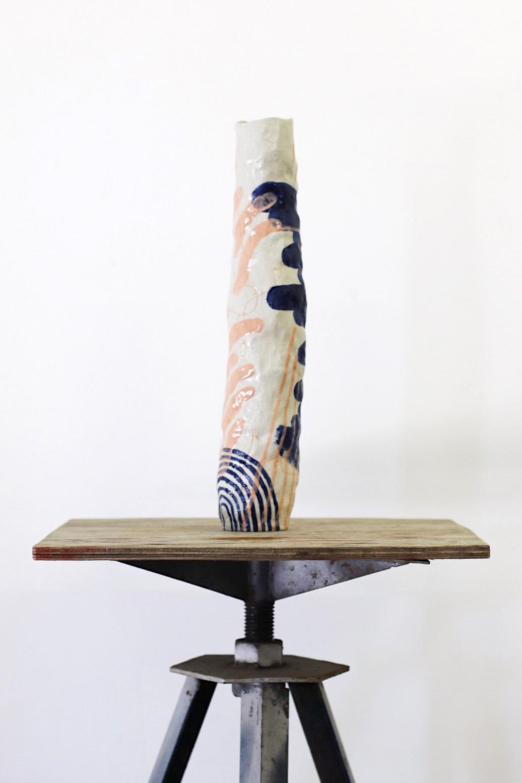 Peta Berghofer, Newly Formed, Vase #1, 2017_test .jpg