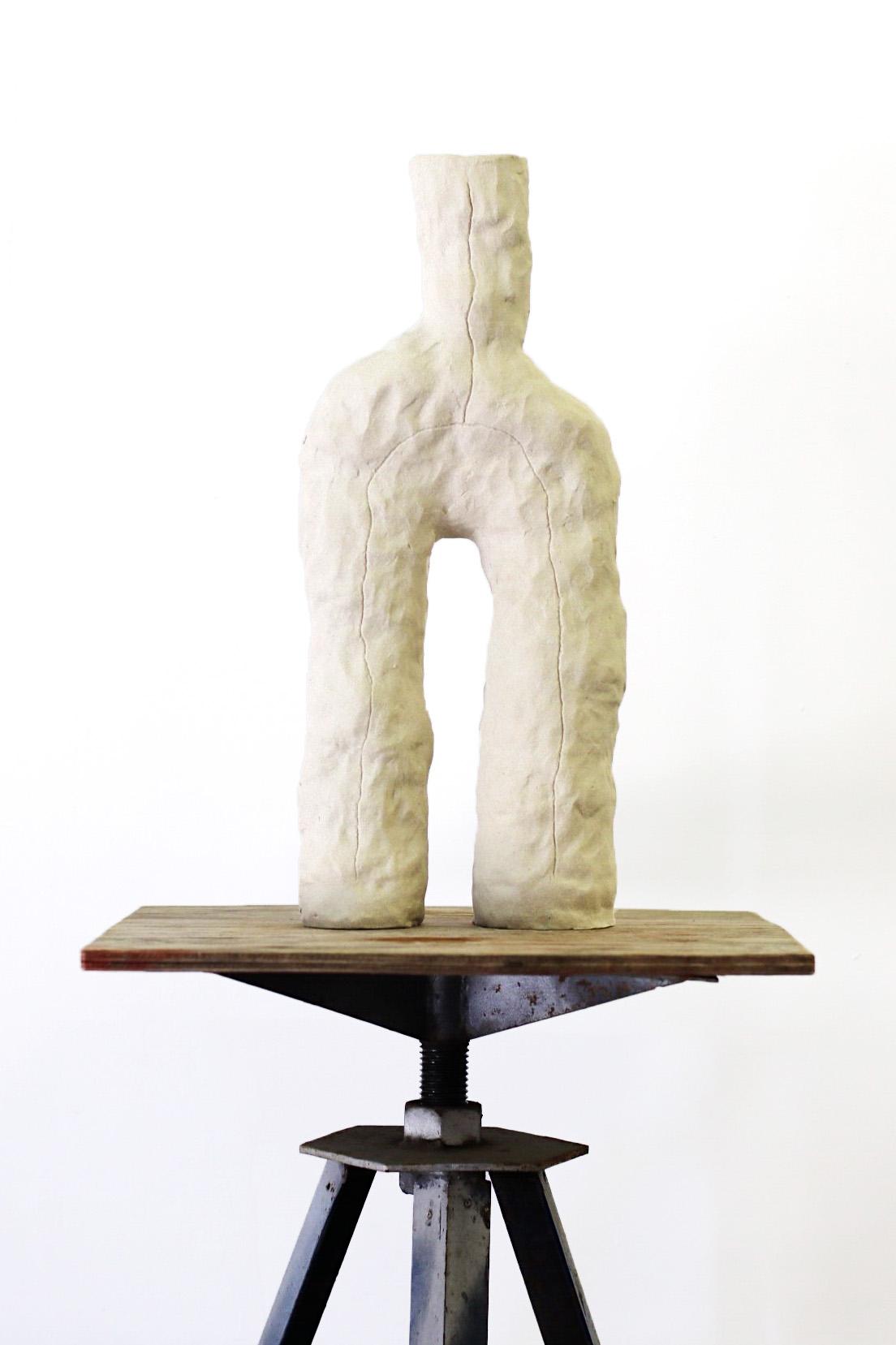 Peta Berghofer, Newly Formed, Pants Vase, 2017.jpg