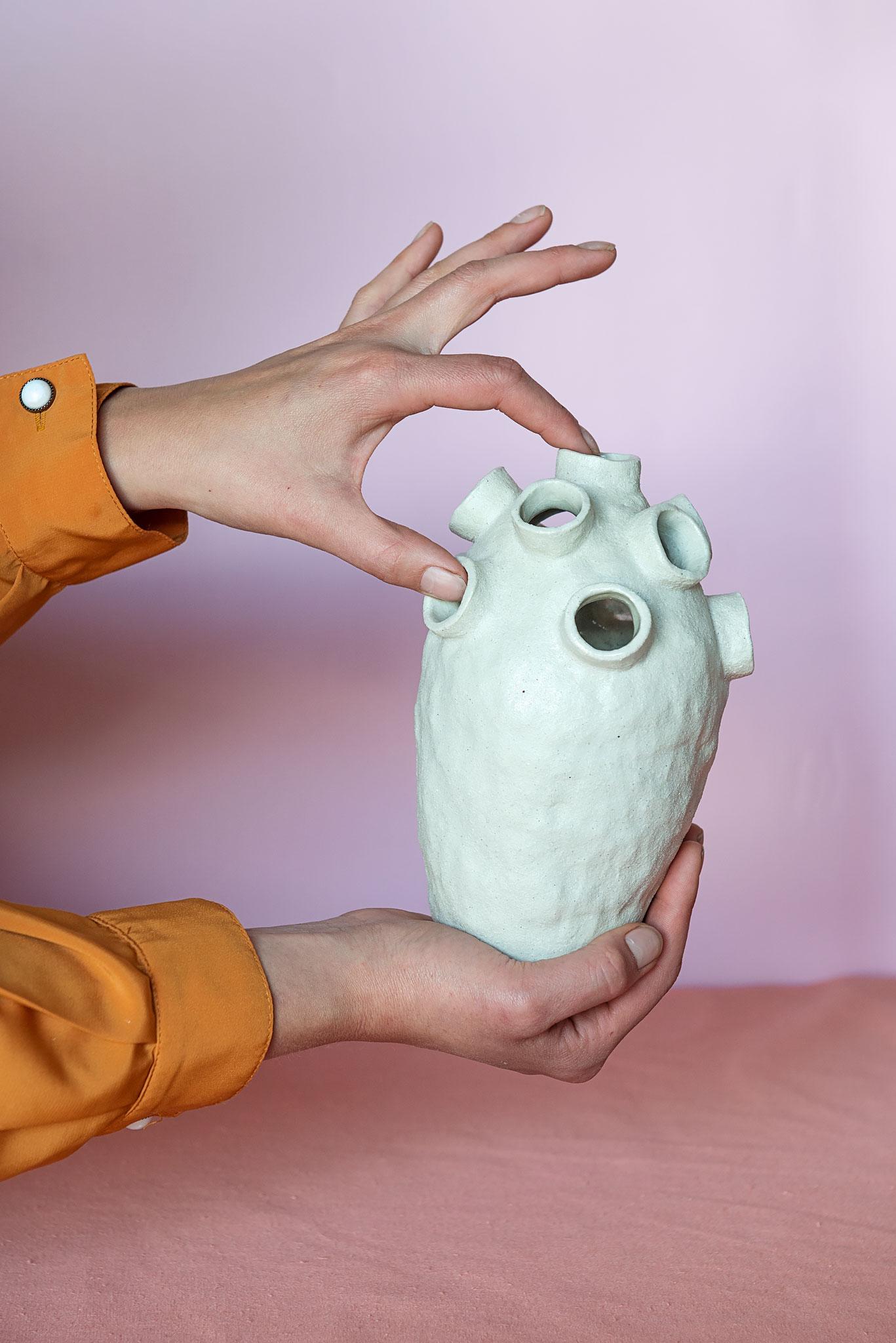 Peta Berghofer, Housebound, Holey Vase #2.jpg