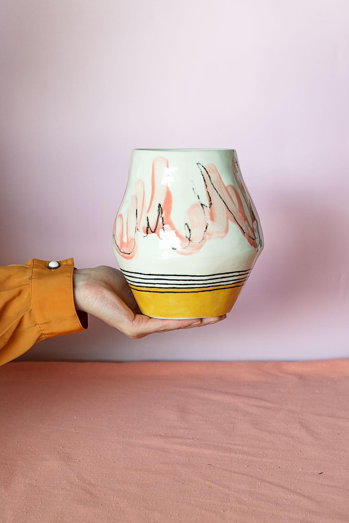 Peta Berghofer, Housebound, Vase.jpg