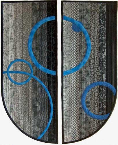 Helen Benninger Blue Circles