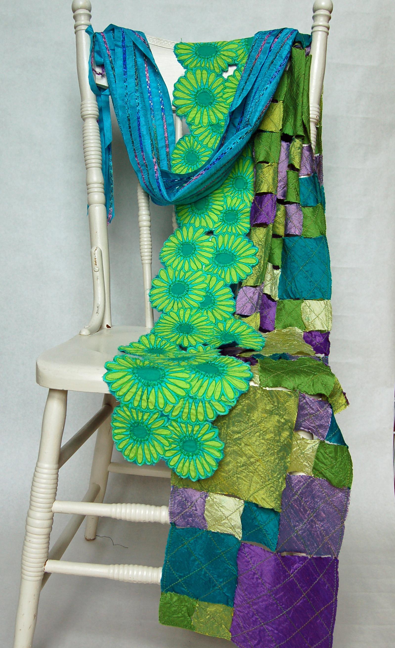 shawls & scarves -