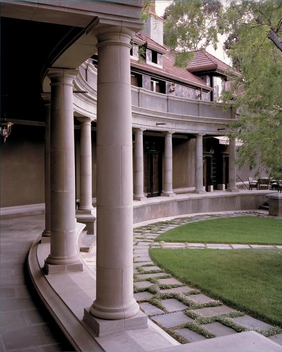 Tuscan Segmented Columns
