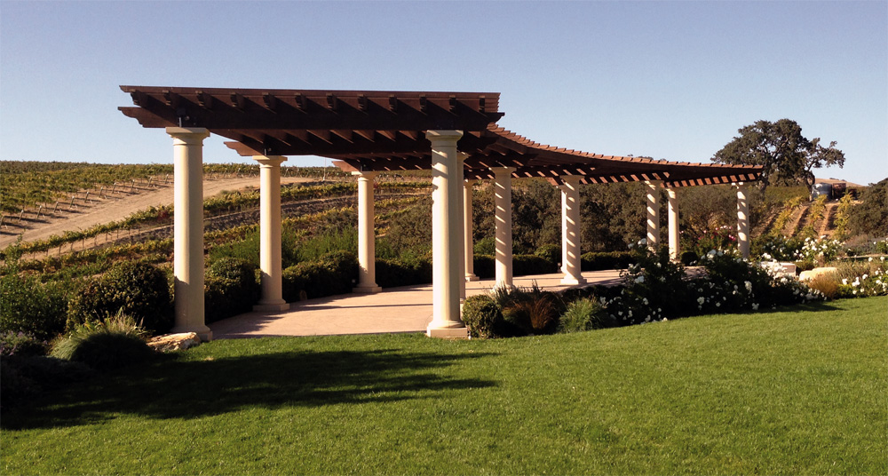 GFRC Tuscan Colonnade