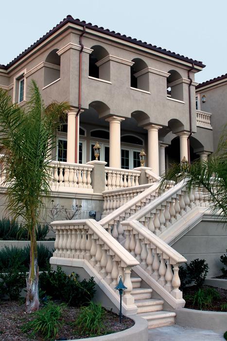 Balustrade System Style II