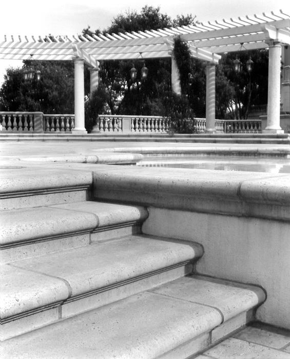 Stair Treads, Pavers, Pool Coping, etc.