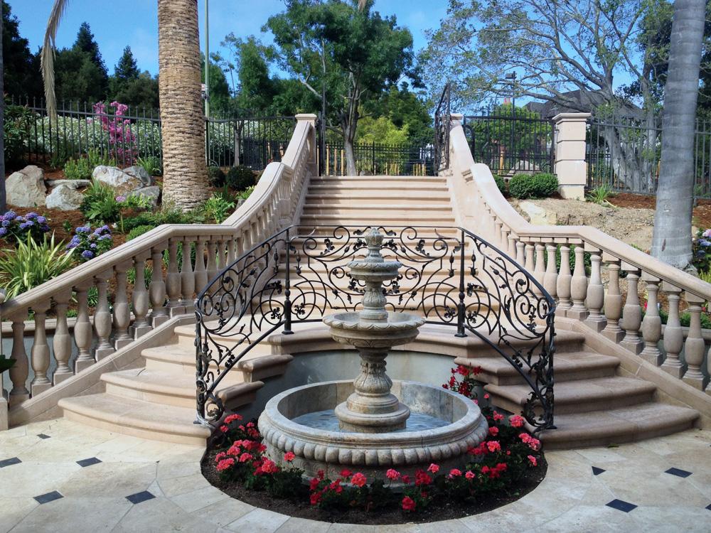 Balustrade, Stair Treads, etc.