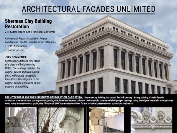 Sherman Clay & Co. - March April 2017 | Sherman Clay & Co. Restoration Building Masonry Design Magazine (Page 2-3)