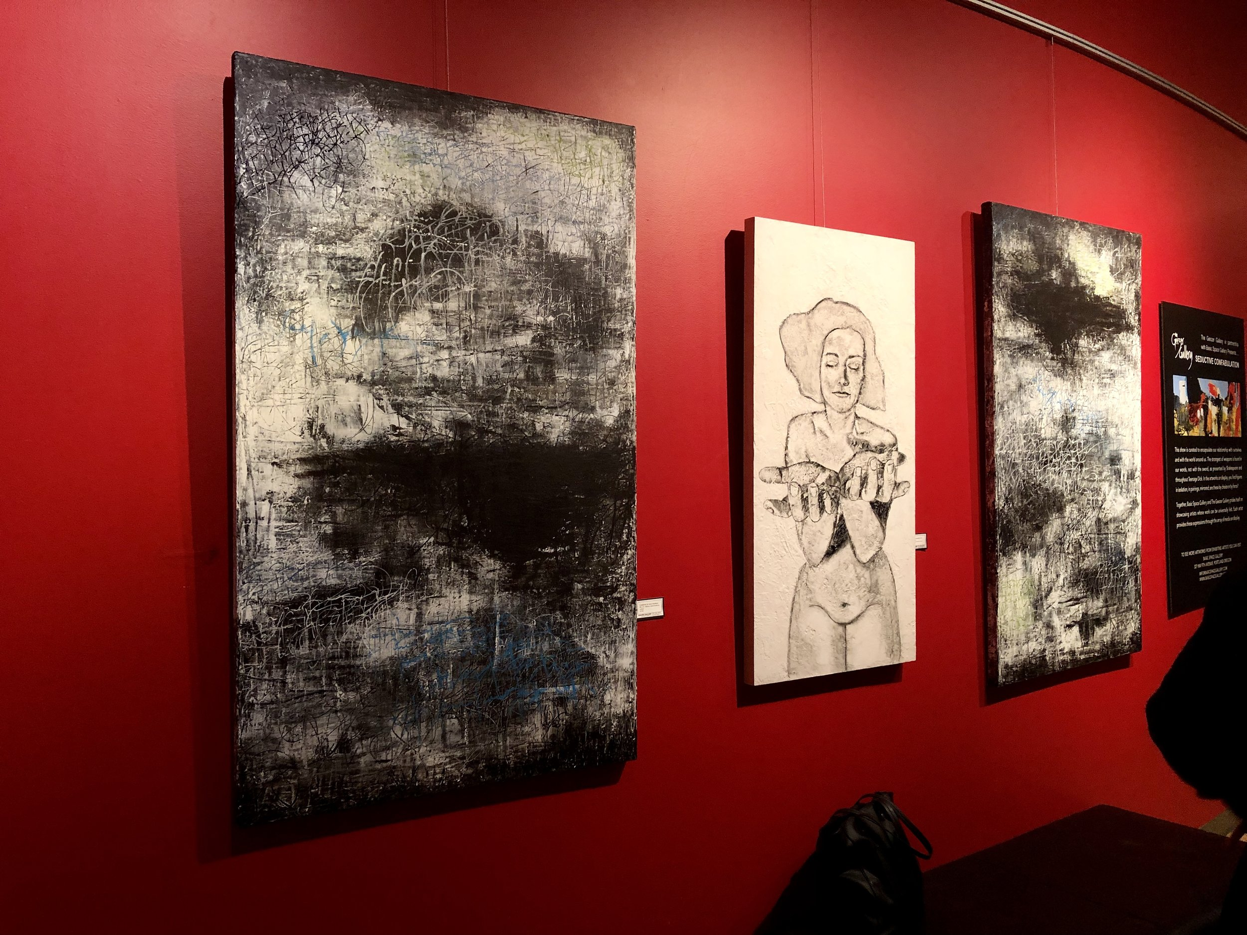 Works by Aaron Stansberry and Kelly Williams