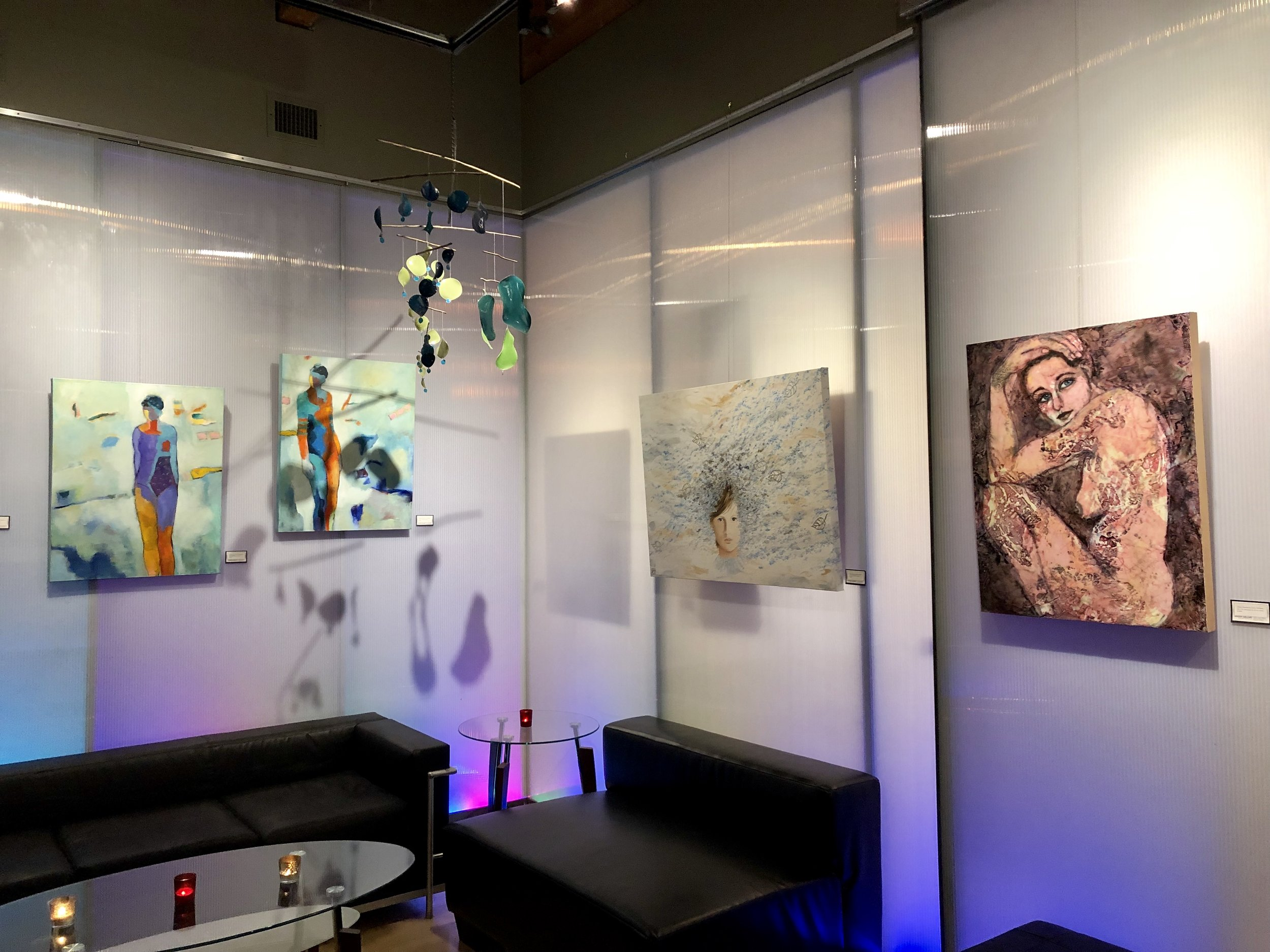 Works by L McDonald, Edyta Salak and Kelly Williams