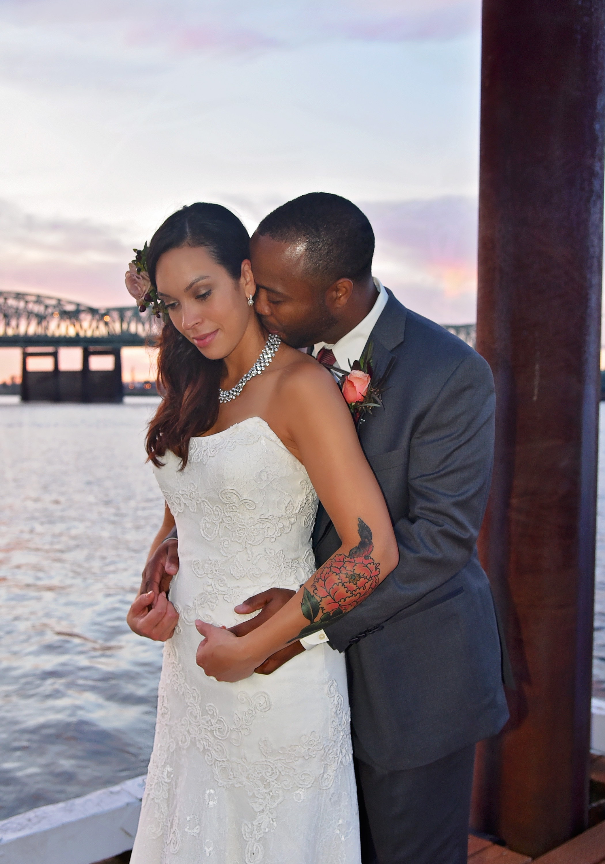 Bride and Groom Couple | Washington DC Photographer | Wedding Lifestyle & Fashion Photographer