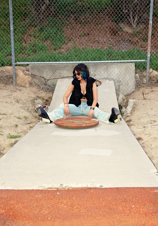 Fashion Sunglasses | Fashion Photography | Lacey O