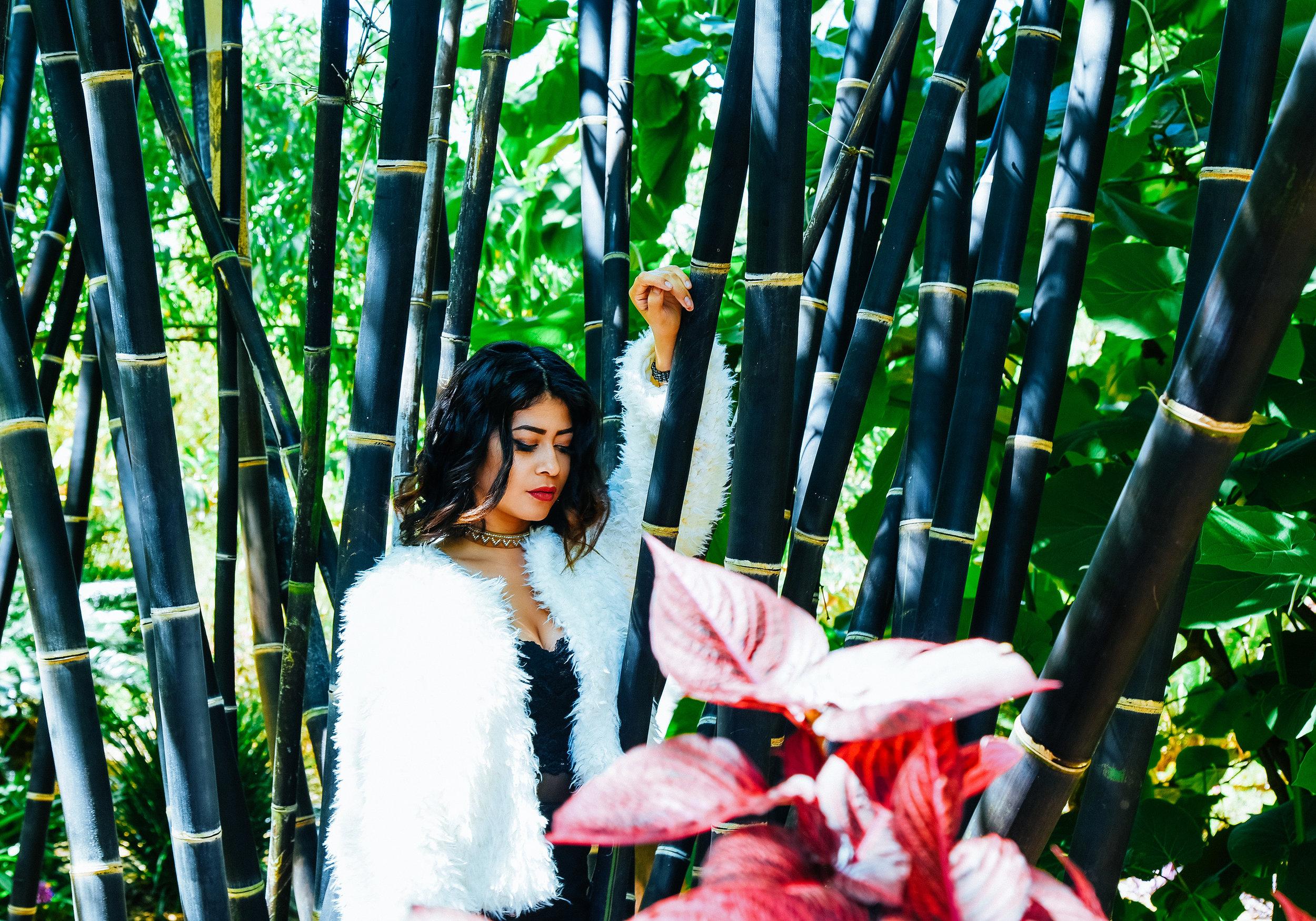 Fashion White Fur Coat | Fashion Photography | Lacey O | Washington DC