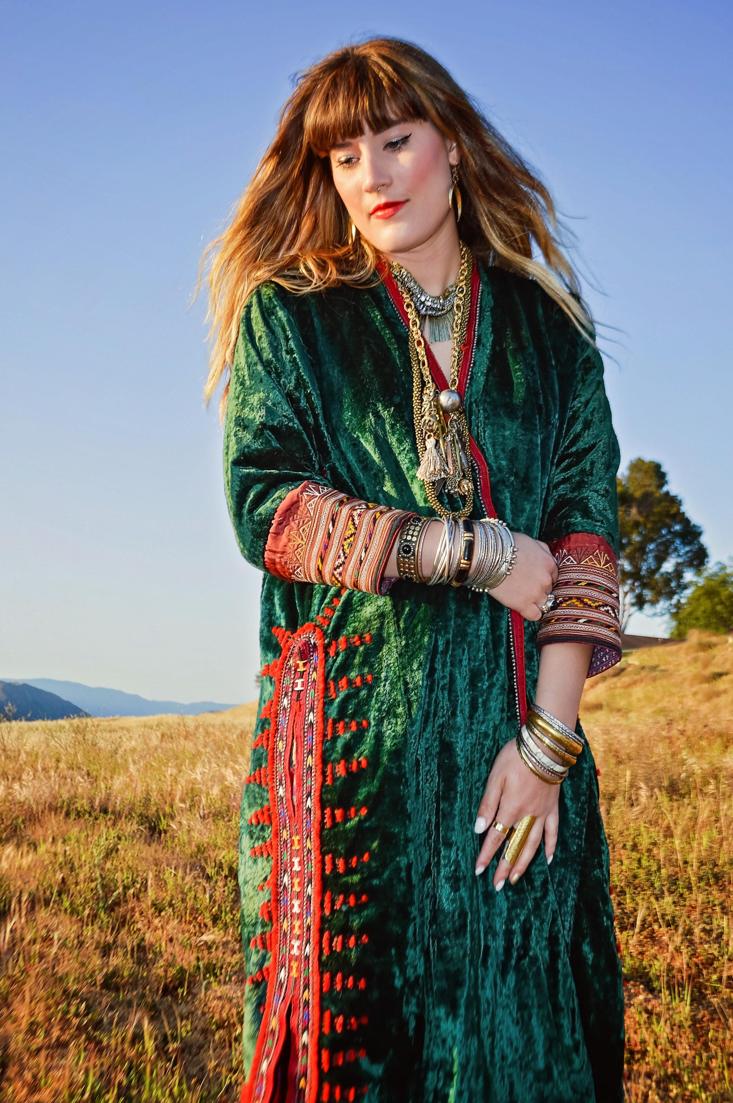 Fashion Dress Jewelry | Fashion Photography | Lacey O | Washington DC
