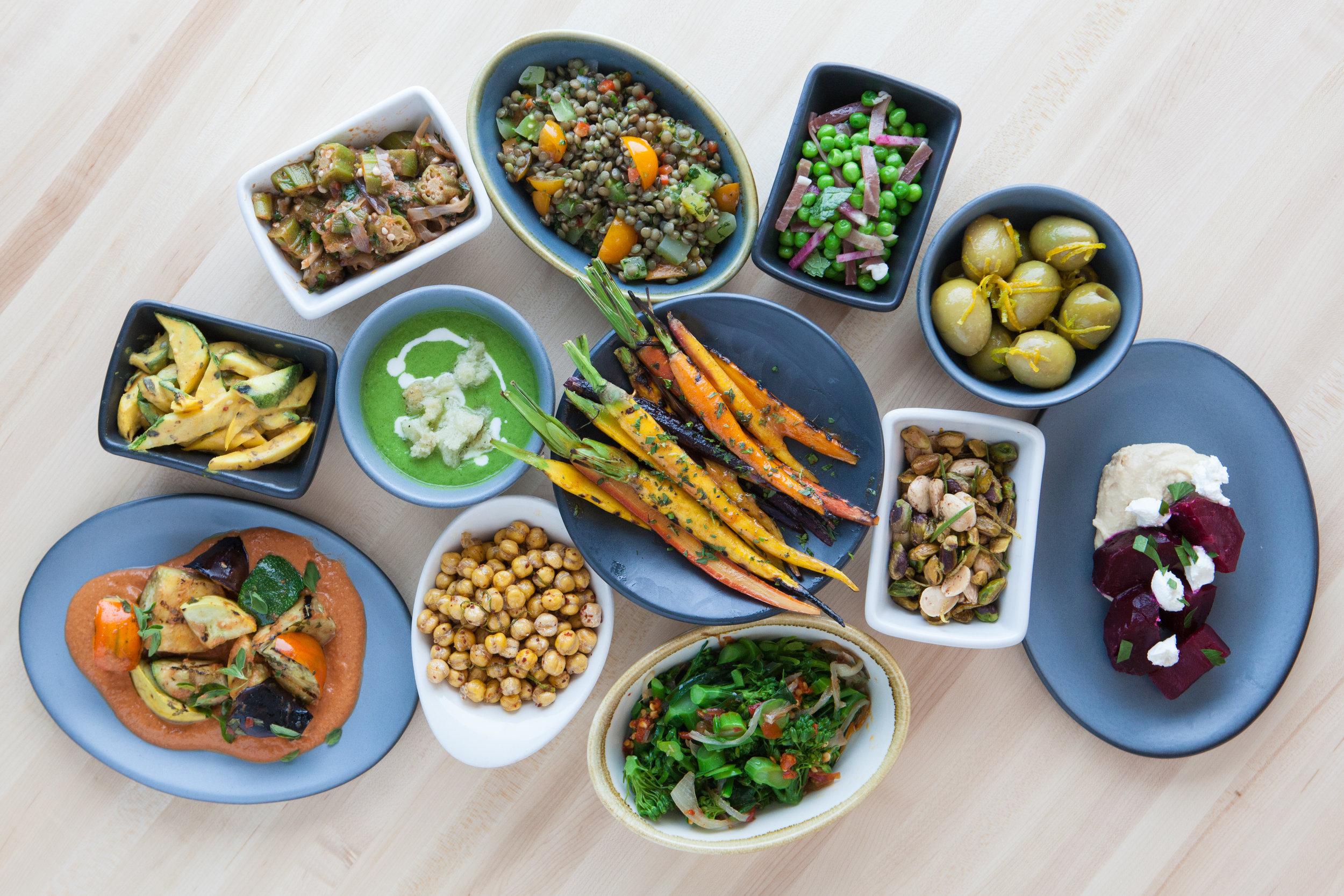 Selection of the Vegetable Mezze .jpg