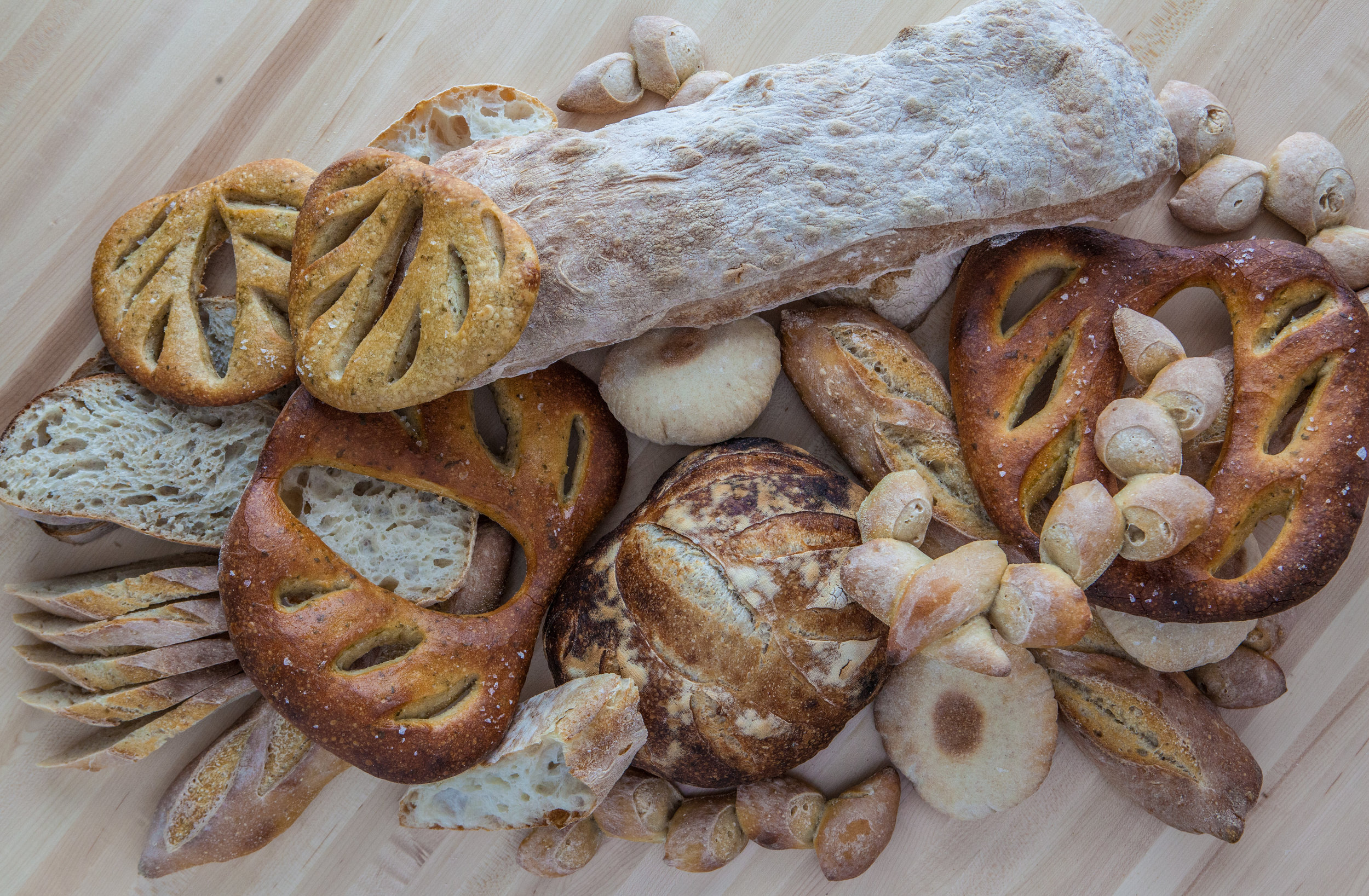 Selection of housemade bread .jpg