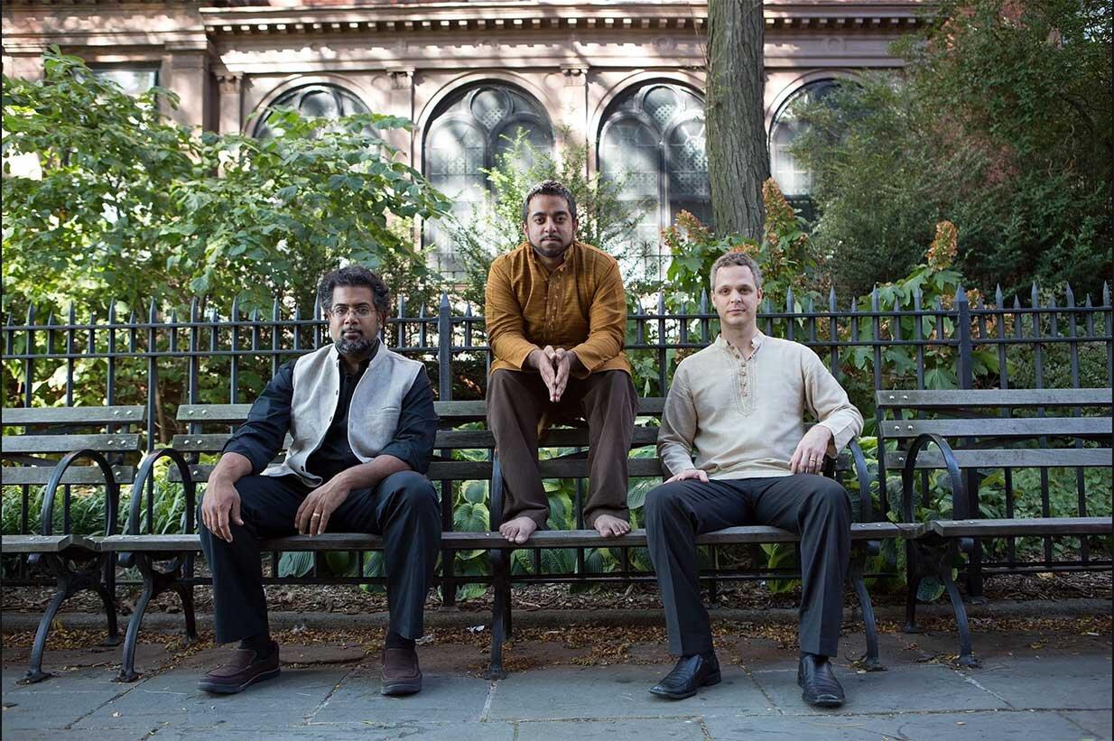 8 pm Arun Ramamurthy Trio
