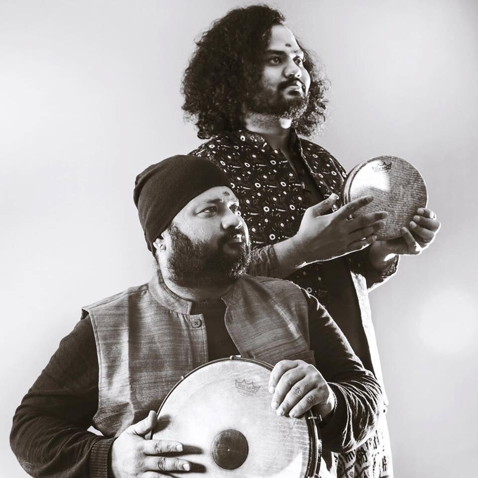 10 pm V. Selvaganesh + Swaminathan Selvaganesh