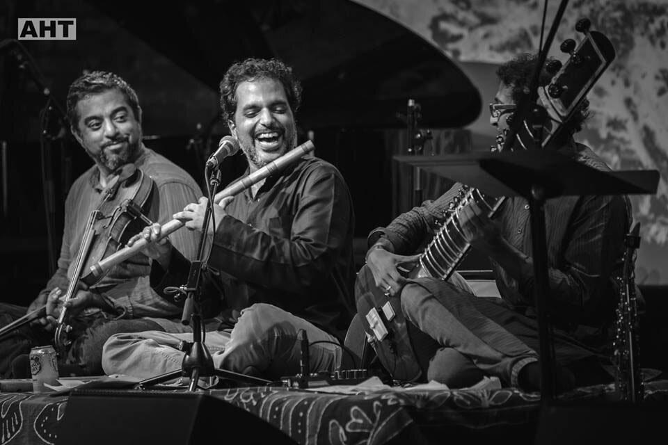 4 pm Abhik Mukerjee + Jay Gandhi